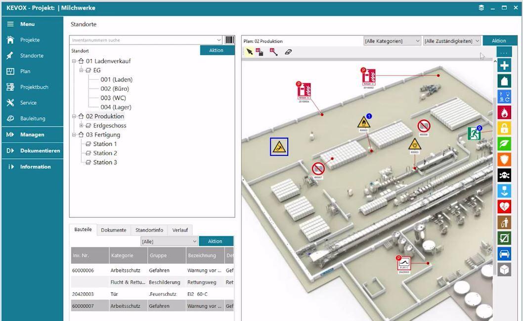 Arbeitsschutz auf dem Tablet-PC - mit KEVOX mobil dokumentieren