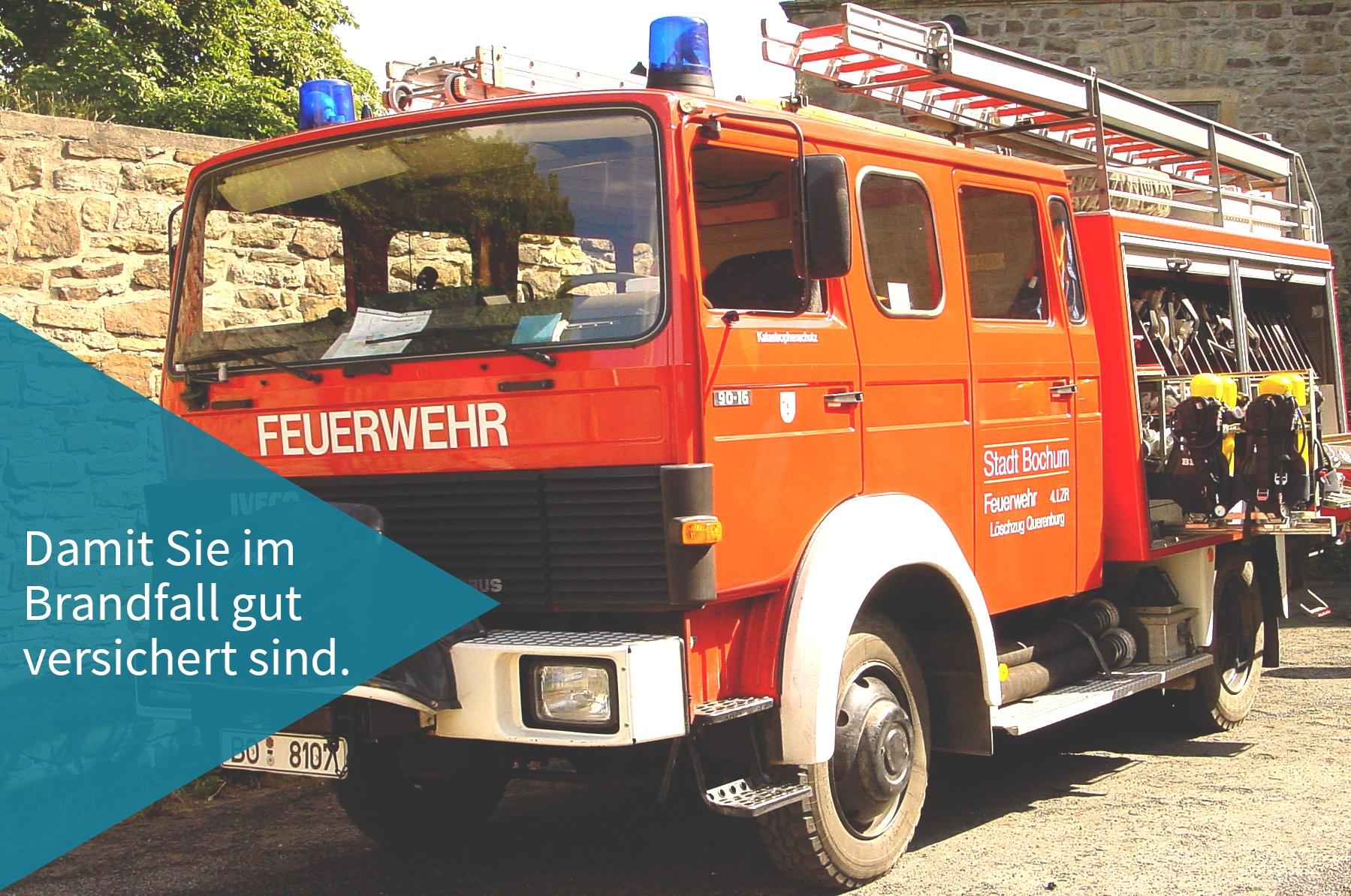 Feuerschutzversicherung KEVOX
