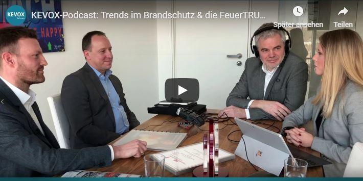 Podcast_Trends_im_Brandschutz_Feuertrutz_Kevox