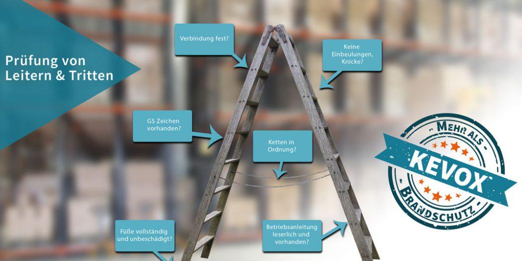 Leitern-und-Tritte prüfen per Checklisten-App