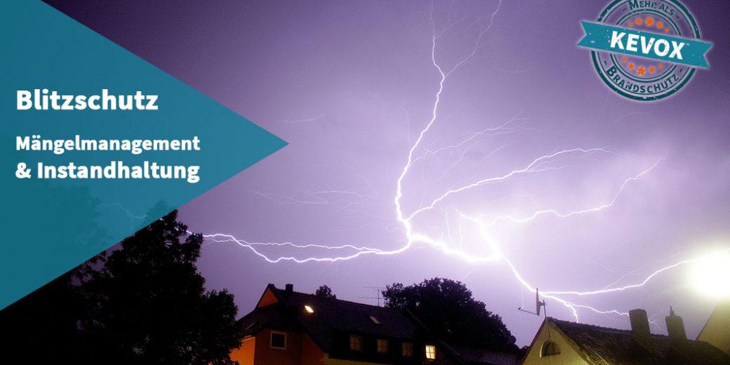 Blitzschutz App Instandhaltung Dokumentieren per App