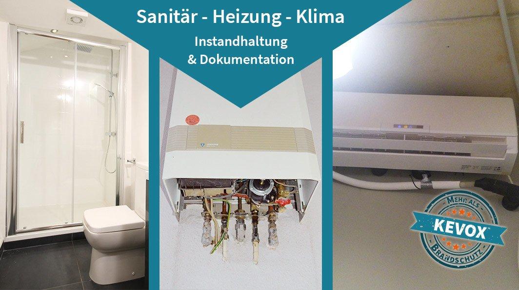 SHK App - Sanitär Heizung Klima Dokumentationsapp KEVOX