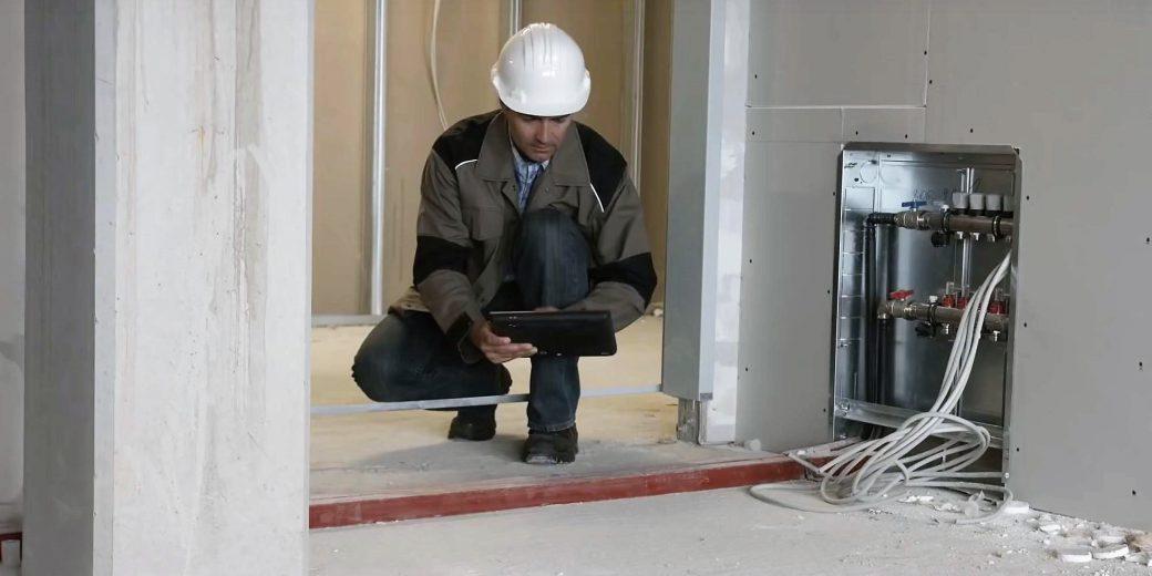 Baustellen App KEVOX für Sicherheit auf der Baustelle