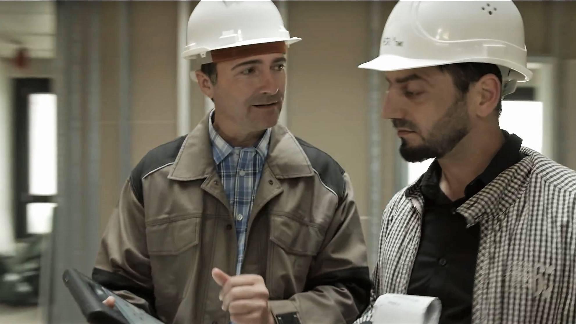 Baustellensoftware KEVOX für Sicherheit auf der Baustelle
