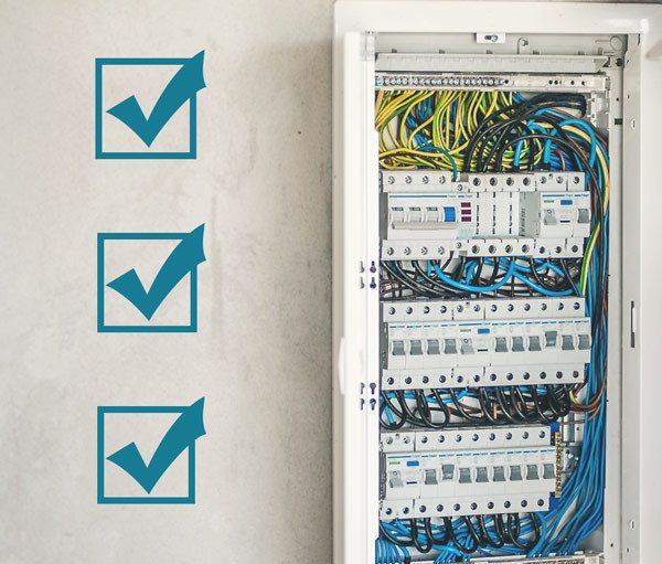 elektrotechnik checklisten und formulare fuer pruefungen Kevox