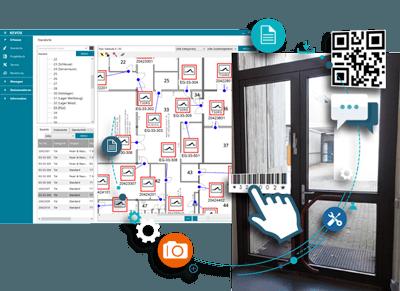immobilien inventarisierung einfach danke app und software