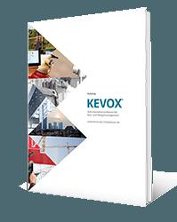 Brandschottung dokumentieren  - der KEVOX-Katalog