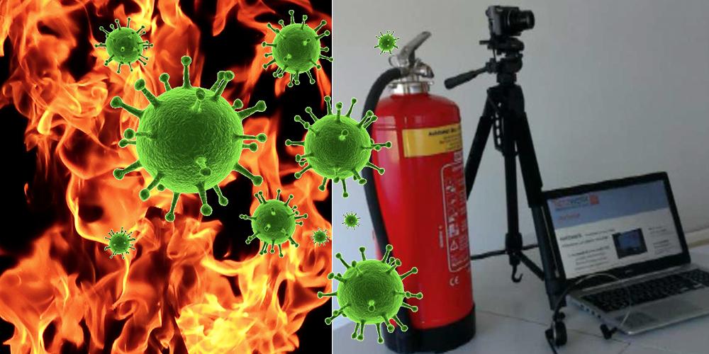 Brandschutz in Coronazeiten