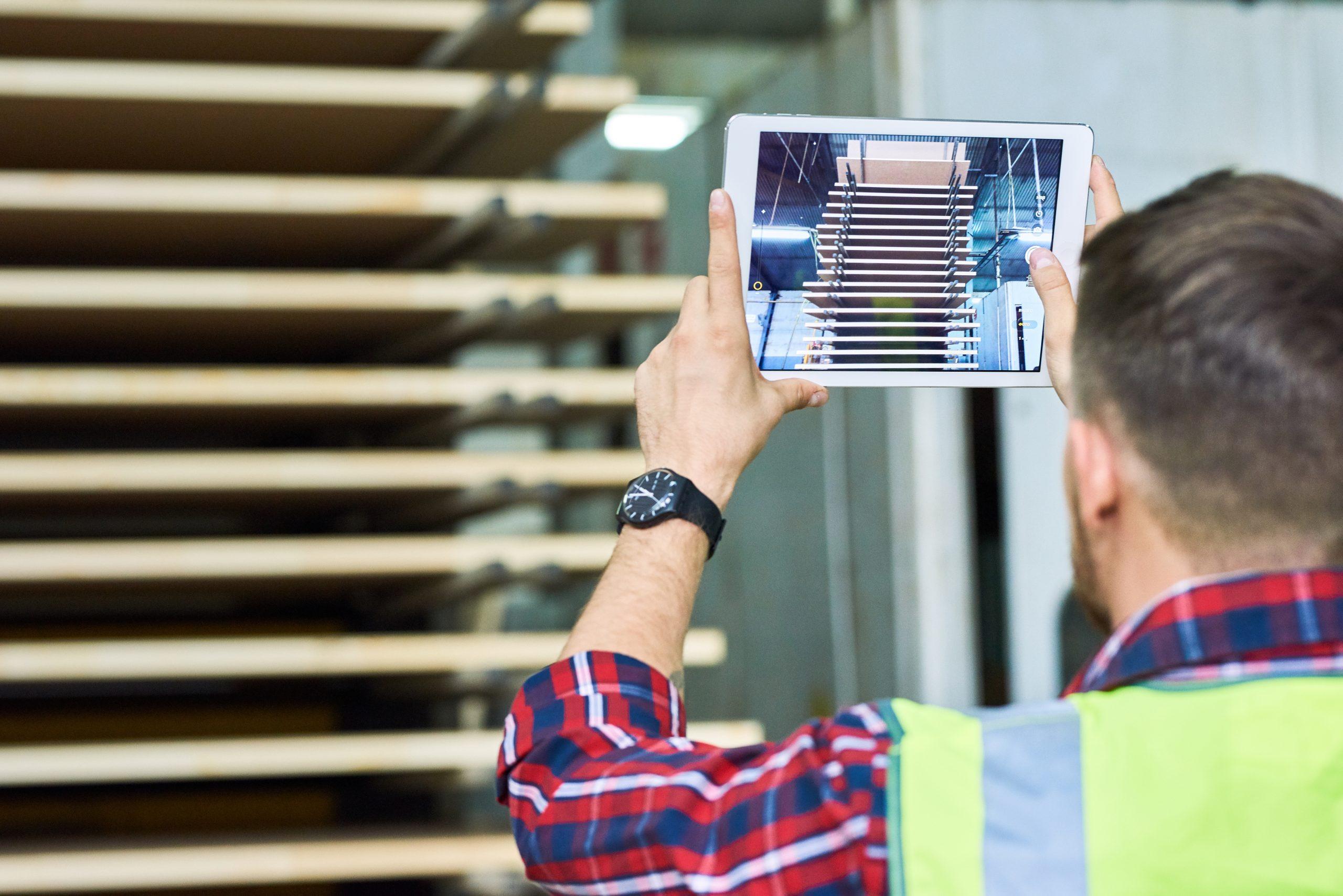 Fotodokumentations App Foto und Text App
