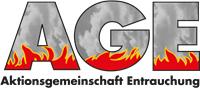 Brandschutz-Vereine: AGE Aktionsgemeinschaft Entrauchung-Logo