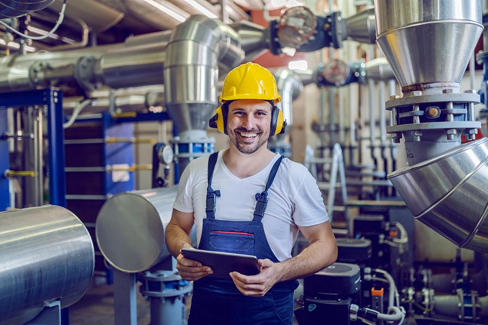 Technischer Arbeitsschutz mit der KEVOX Dokumentationsapp