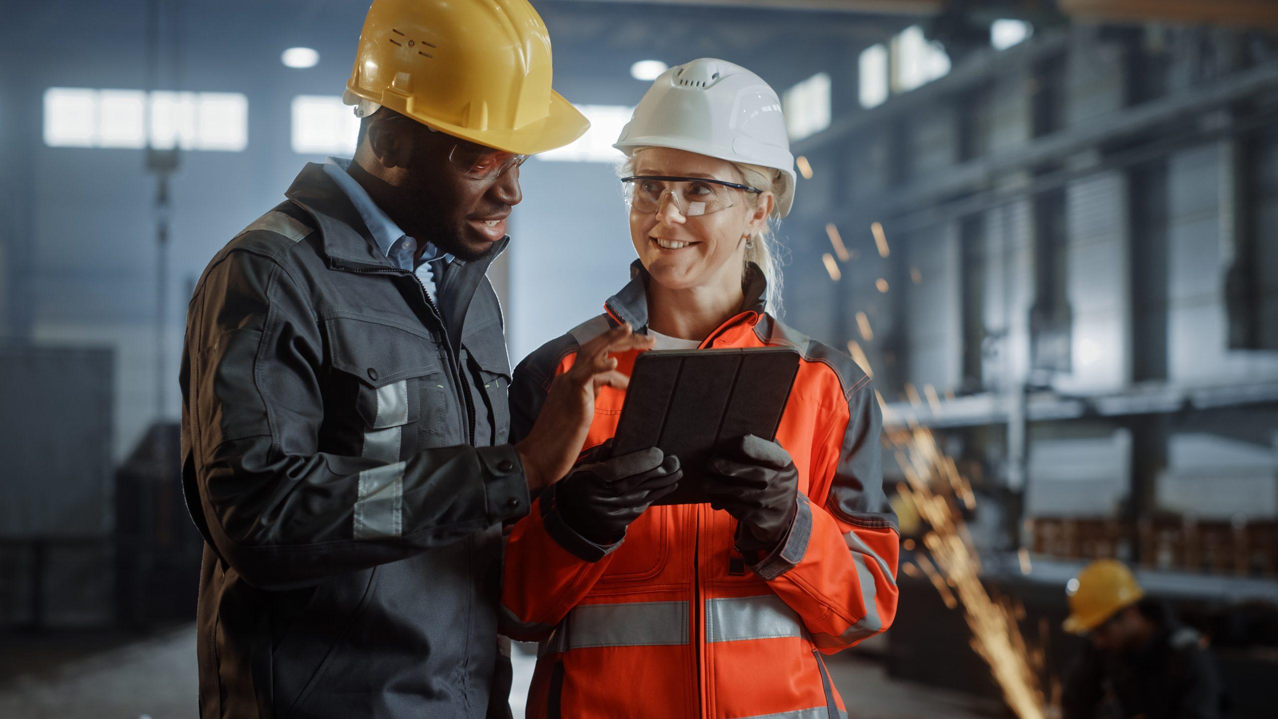 Technischer Arbeitsschutz mit der KEVOX Dokumentationssoftware